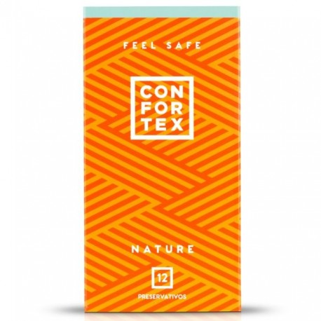 Nature · Preservativos 12 Uds · Confortex