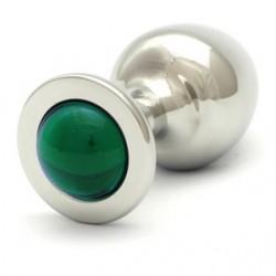 Green Verre S · Bijoux Plug · Rosebuds