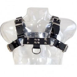 Chain Harness II · Arnes Bondage · Leather Body
