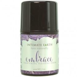Embrace™ · Aumenta la sensación orgásmica · Intimate Earth