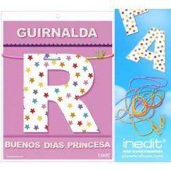 Guirnalda Buenos días Princesa · Inedit