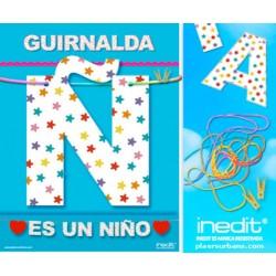 Guirnalda ♥Es un Niño♥ · Inedit