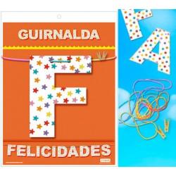 Guirnalda Felicidades · Inedit