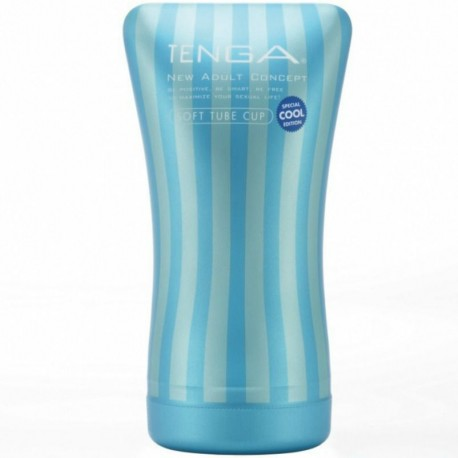 Cool · Soft Tube CUP · Tenga