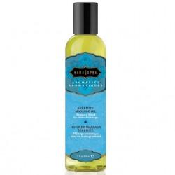 Serenity · Aceite de masaje aromático · Kamasutra