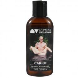 Caribe · Aceite masaje con feromonas · NV By Nacho Vidal