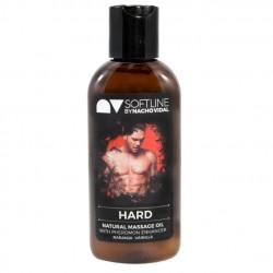 Hard · Aceite masaje con feromonas · NV By Nacho Vidal