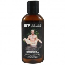 Tropical · Aceite masaje con feromonas · NV By Nacho Vidal