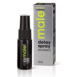Male Delay Spray Strawberry · Cobeco