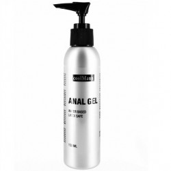 CoolMann · Anal Gel 150 ml · Cobeco