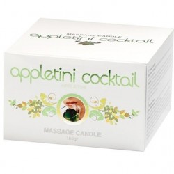 Appletini Cocktail  · Vela de masaje · Cobeco