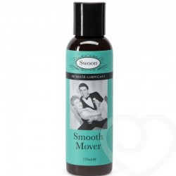 Smooth Mover · Water-Based Lubricant 125ml · Swoon