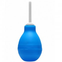 Enema Bulb Blue · Clean Stream