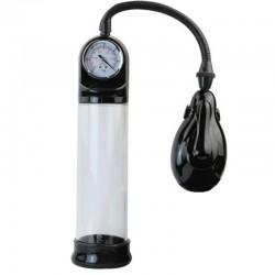 Automatic Gauge · Bomba de erección con manómetro · Baile