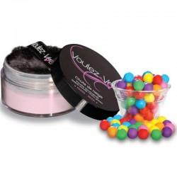 BubbleGum · Polvos comestibles · Voulez-Vous