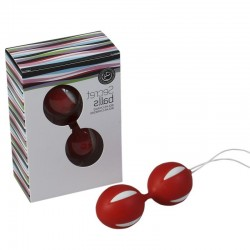 SECRET BALLS BOLAS CHINAS ROJO