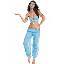 Blue Dancer · Bailarina danza del vientre · Queen