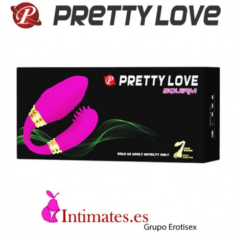 Squirm · Doble estimulación · Pretty Love