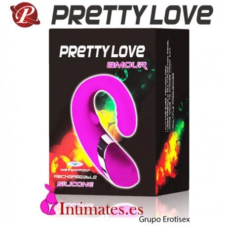 Amour· Estimulador de prostata y testiculos · Pretty Love
