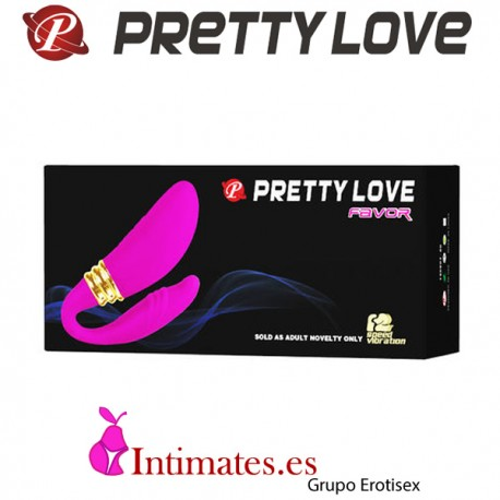 Favor · Doble estimulación · Pretty Love