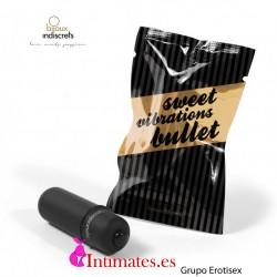 Sweet Vibrations Bullet · Bala de masaje · Bijoux