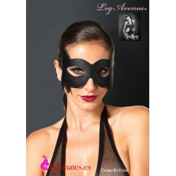 Faux Leather Fantasy Eye Mask · Leg Avenue