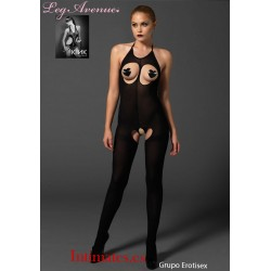 Opaque cupless bodystocking · Leg Avenue