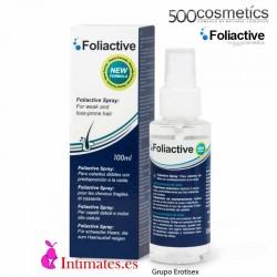 Foliactive Spray · Previene la caída del cabello · 500Cosmetics