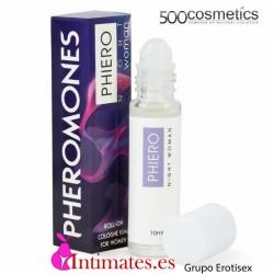 Phiero Night Woman ♀ · Perfume con feromonas · 500Cosmetics