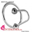 Glans ring dilator pin urethra · Metal Hard