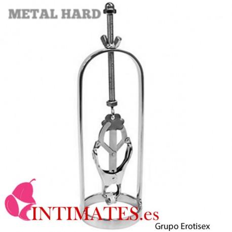 Pegs Nipple Torture · Metal Hard