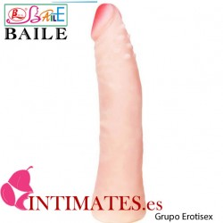 Super excitement · Pene realístico 190mm carne ·  Baile