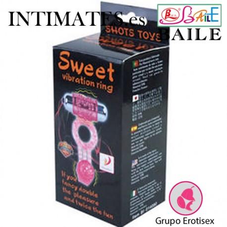 Sweet · Anillo vibrador · Baile