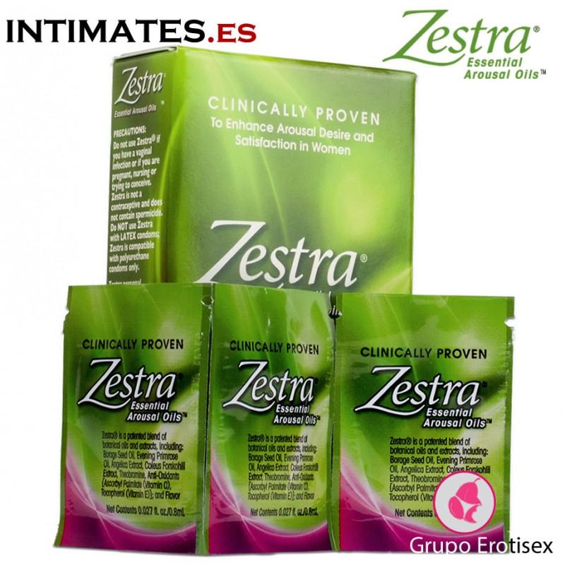 """Zestra en intimates.es """"Tu Personal Shopper Erótico Online"""""""