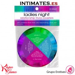 Ladies night · Juego para chicas · Kheper Games