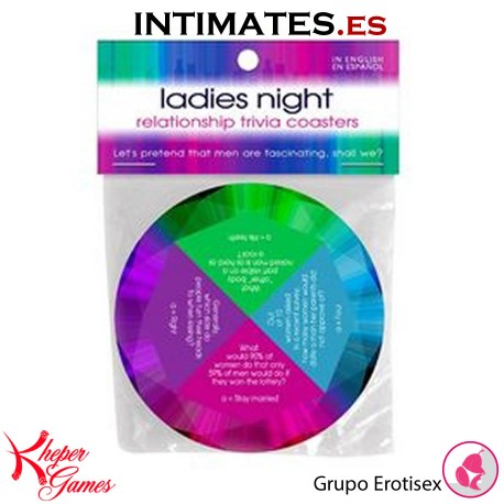Ladies night · Juego para chicas · Kheper Games