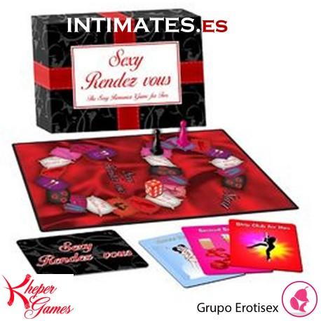 Sexy Rendez Vous · Juego romántico para dos · Kheper Games