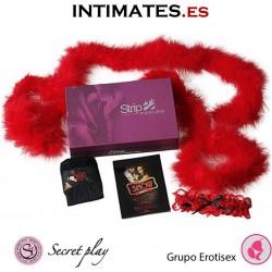Strip Play · Juego de seducción en pareja · Secret Play