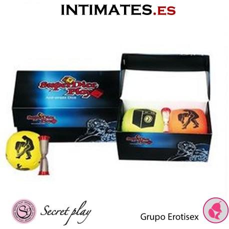 Super Dice Play · Juego de pareja · Secret Play