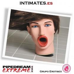 Face Fucker · Rostro 3D morena real · Extreme Toyz
