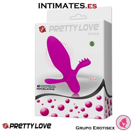 Fith · Vibrador de clitoris y perineo · Pretty Love