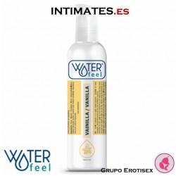 Lubricante con aroma a Vainilla 150ml · Waterfeel®