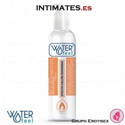 WATERFEEL LUBRICANTE EFECTO CALOR 150ML EN IT NL FR DE