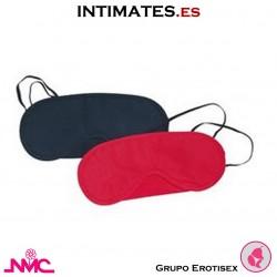 Pleasure Masks · Antifaces rojo y negro · Nanma