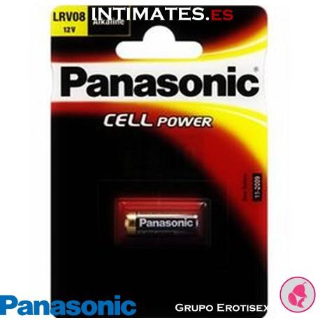 Pila alcalina LRV08 CellPower · Panasonic