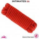 Sex Extra Rojo · Cuerda de 5 metros · Nanma