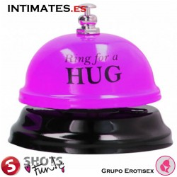 Ring For a Hug · Campana hotel lila · Shots