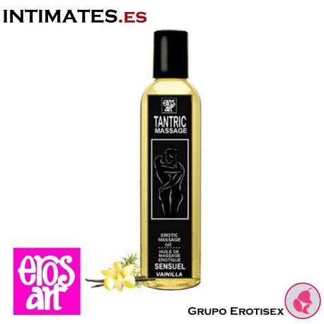 Tantric Massage Sensuel Vainilla 30 ml · Eros-Art