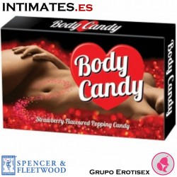 Body Candy · Polvo comestible · Spencer & Fleetwood