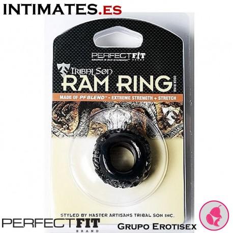 Tribal Son Ram Ring · Anillo de gran estilo · Perfect Fit